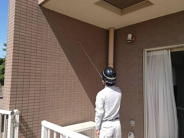 1. 外壁調査・診断