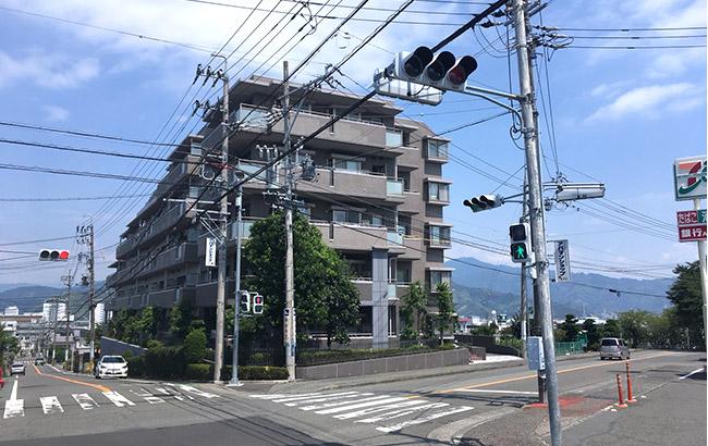 静岡市清水区某マンション大規模修繕工事