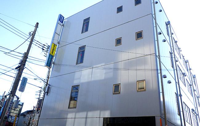 西国分寺某ビル外装修繕工事